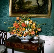 kn c20564 flower arrangement for white house luncheon john f