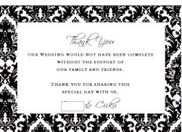 wedding thank yous wording wedding thank you card wording for money gift criolla brithday