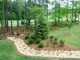 dry creek bed landscaping ideas 259 best dry creek river beds
