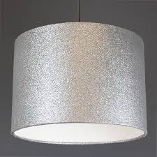 glitter lampshade choice of colours by quirk notonthehighstreet com