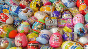 easter eggs surprises 100 eggs compilation with 100 toys kinder