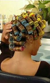sissified permed hair 146 best roller sets perms and comb outs images on pinterest