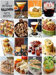 appetizer halloween 15 incredible halloween party recipes mantitlement