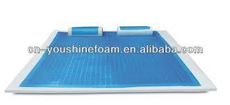 inspiring gel mattress topper with silicone gel mattress topper