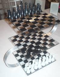 Futuristic Chess Set Andrew U0027s Slice Of Life