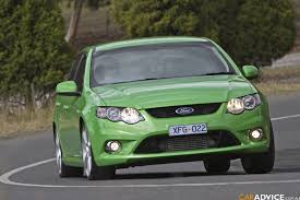 2008 ford fg falcon xr6 turbo specifications photos 1 of 6