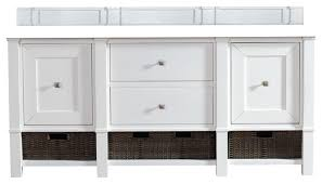 Vanity Cabinet And Sink Madison 72