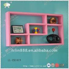Mdf Floating Wall ShelfWooden Wall ShelfMdf Cube Shelf - Showcase designs for small living room