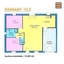 plan maison une chambre plan maison 2 chambres plan pied 2 plan maison plain pied 2 chambres