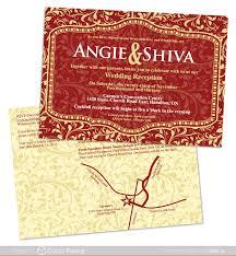 shiva and angela u0027s wedding invites u2013 colin finkle