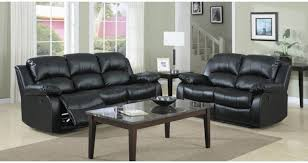 Leather Sofa Recliner Sale Outstanding Black Leather Recliner Sofa Black Leather Sofa