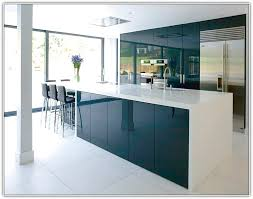 high gloss acrylic kitchen cabinets high gloss acrylic kitchen cabinets new home ideas pinterest