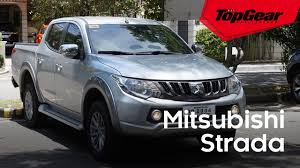 mitsubishi strada the mitsubishi strada 2wd is a great everyday pickup youtube