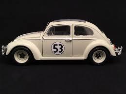 volkswagen beetle herbie volkswagen vw beetle n 53 herbie the love bug 1 18 wheels