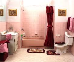 Pink Tile Bathroom Ideas Pink Tile Bathroom Ideas Koffieatho Me