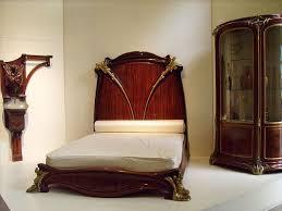 Best Art Nouveau Furniture Images On Pinterest Art Nouveau - Art nouveau bedroom furniture