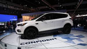 Ford Escape White - ford ford escape titanium 2017 striking ford escape titanium