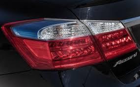 Honda Accord Lights 2015 Honda Accord Changes And Price Coupe Sedan Sport Hybrid