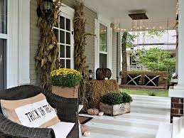 small front porch fall decorating ideas front porch decorating
