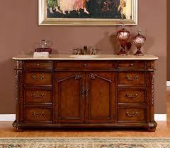 bathroom sink cabinets with marble top silkroad 72 inch antique single sink bathroom vanity cream marfil