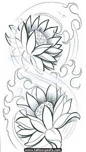 japanese flower tattoo on chest photos pictures and sketches