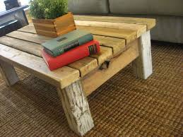 Free Wood Plans Coffee Table by Furniture Build Your Rustic Wooden Coffee Table Using Rustic