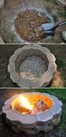 Fire Pit Ideas For Backyard by 83 Best Fire Pits Burning Yard Waste Images On Pinterest