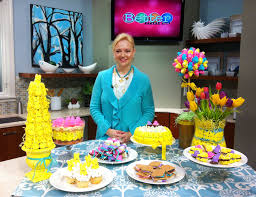 Easter Decorations With Peeps by Partytipz Entertaining With Style And Ease