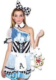 psychedelic alice costume dolls kill