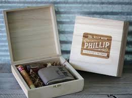 wooden groomsmen gifts groomsmen gift boxes cigar box engraved wood gifts zoom travelby me