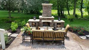 Unique Patio Creations Outdoor Creations Stone Center Of Indiana