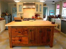 Kitchen Island Made From Reclaimed Wood 31 Best Reclaimed Wood Kitchen Island Images On Pinterest
