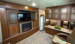 5th wheel with living room in front front living room fifth wheel models property designs sophisticated