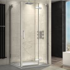 Rain Shower Bathroom by Bathroom Exciting Corner Shower Kit With Rain Shower For Modern