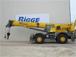 2013 grove rt890e rough terrain crane for sale bigge crane and