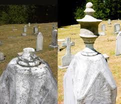 marble headstones cemetery monument preservation repair marble gravestone bc