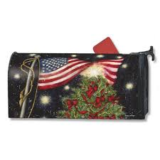 patriotic mailwraps and other magnetic mailbox covers crw flags