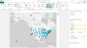 us map states excel nihilent farmers market data on a bi map in excel 2013