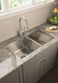 Small Kitchen Faucet Moen S71708 Ascent One Handle High Arc Pulldown Kitchen Faucet