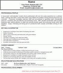 uat testing resume database test engineer sample resume 9