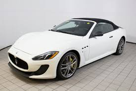 maserati convertible 2015 featured pre owned exotic vehicles at ferrari of new england