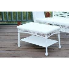 wicker patio coffee table free shipping today overstock com