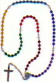 catholic rosary our s rosary of the seven rays the liberal catholic church