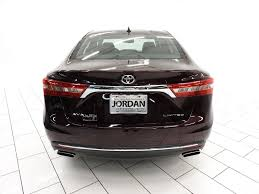 lexus or toyota avalon new 2017 toyota avalon limited 4dr car in mishawaka hu244935