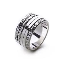 d20 spinner ring 57 best spin rings images on rings jewerly and