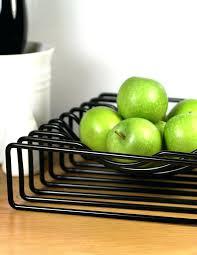 modern fruit holder modern fruit bowl fruit holder for kitchen natural delight stylish