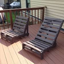 Diy Wooden Outdoor Chairs by 20 Diy Outdoor Pallet Furniture Ideas And Tutorials