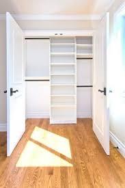 small closet idea interior accents pinterest small closets