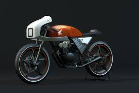 honda dream 50 cafe by dcdesign82 on deviantart