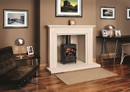 Living Rooms With Wood Burning Stoves Stoves And Surrounds